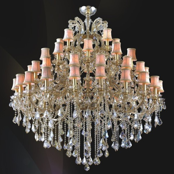 European luxury Swarovski chandelier