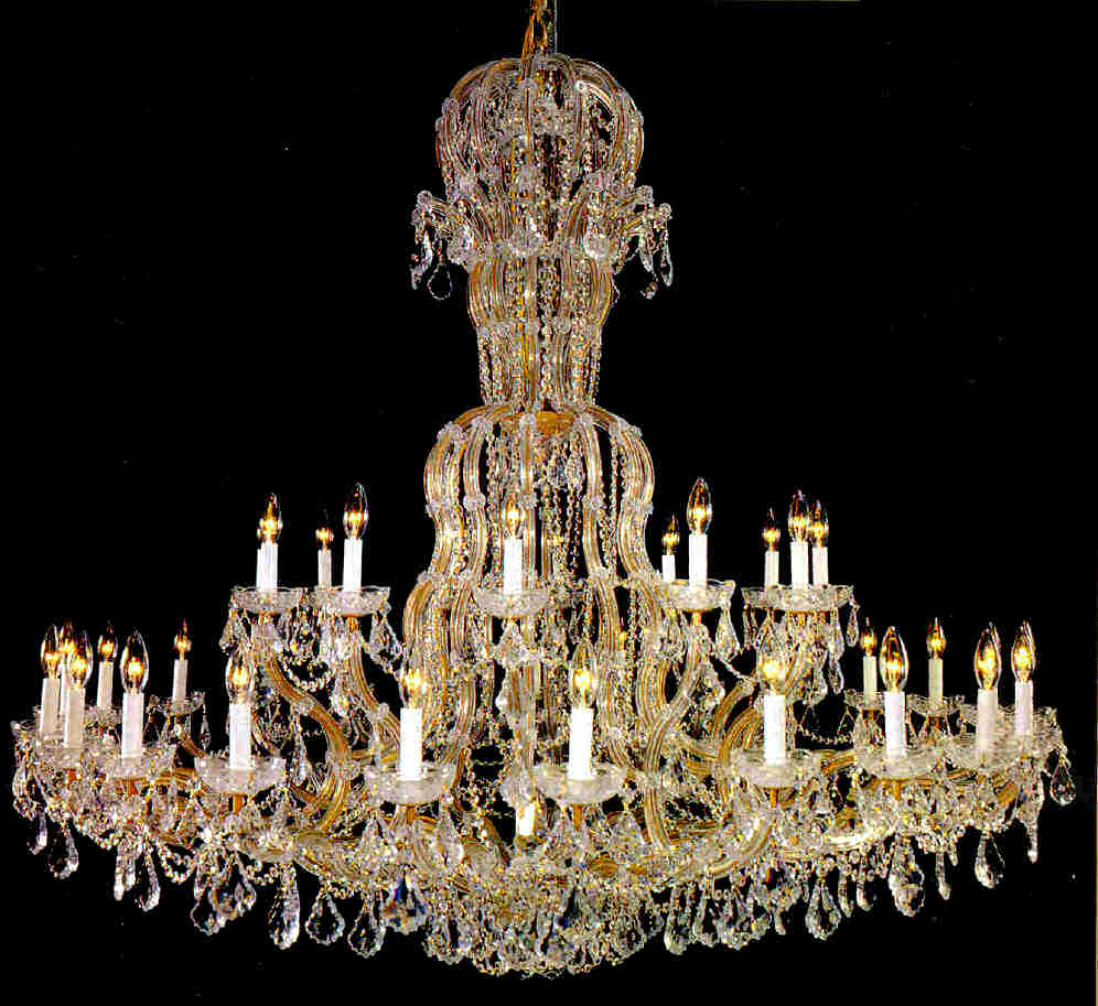 home decoration maria theresa crystal chandelier